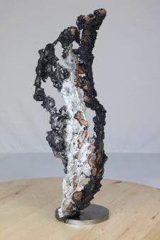 série Satie - Nocturnes n°2 3 Sculpteur Philippe Buil