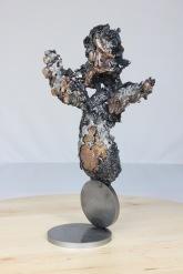 série Satie - Ogives n°3 2 Sculpteur Philippe Buil