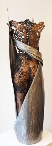 série Belisama - Hammam 2 Sculpture de Philippe Buil