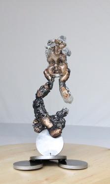 série Satie - Aperçus désagréables III 1 Sculpteur Philippe Buil
