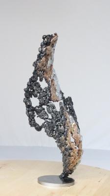 série Satie - En habit de cheval II 3 Sculpteur Philippe Buil